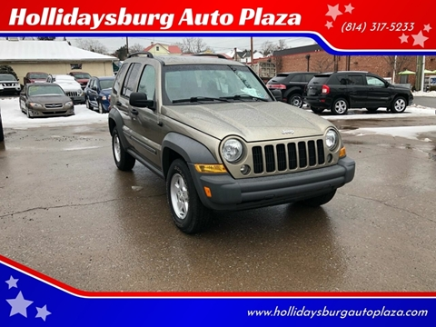 2005 Jeep Liberty for sale in Hollidaysburg, PA