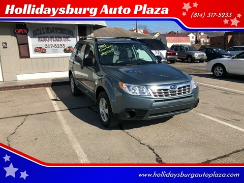 2011 Subaru Forester for sale in Hollidaysburg, PA