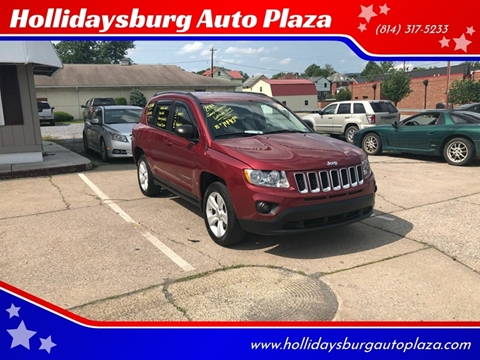 Jeep Compass For Sale in Hollidaysburg, PA - Hollidaysburg Auto Plaza