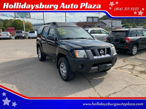 2007 Nissan Xterra for sale in Hollidaysburg, PA