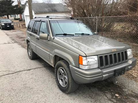 1996 Jeep Grand Cherokee for sale in Saint Louis, MO