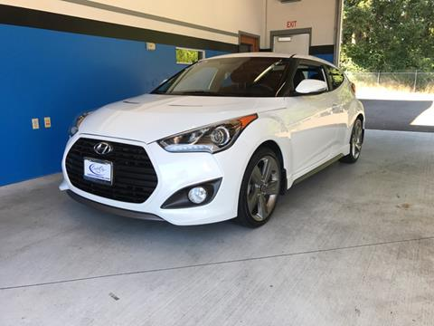 2015 Hyundai Veloster Turbo for sale in Olympia WA