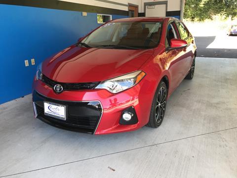 2015 Toyota Corolla for sale in Olympia, WA