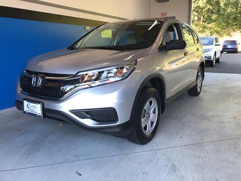 2016 Honda CR-V for sale in Olympia, WA