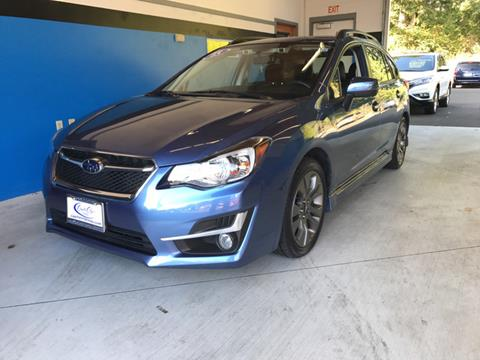 2015 Subaru Impreza for sale in Olympia WA