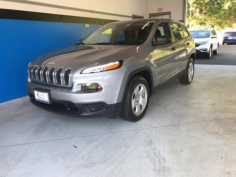 2016 Jeep Cherokee for sale in Olympia, WA