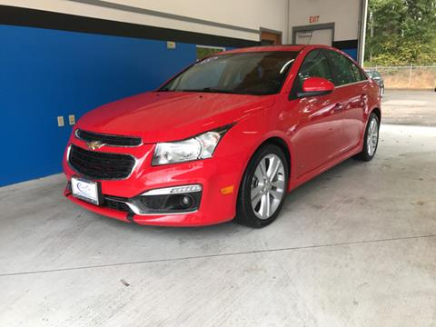 2015 Chevrolet Cruze for sale in Olympia WA