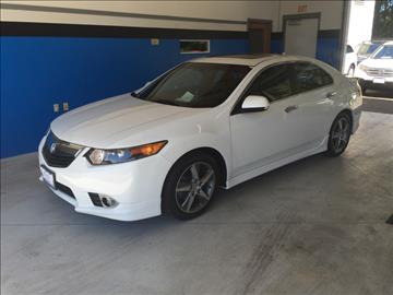 2013 Acura TSX for sale in Olympia, WA