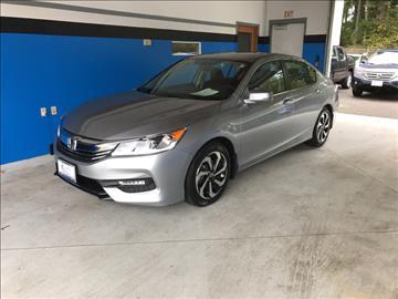 2016 Honda Accord for sale in Olympia, WA