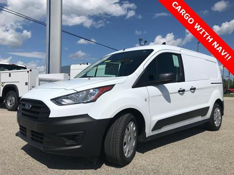 2020 Ford Transit Connect Cargo for sale in Sandusky, MI