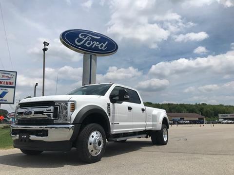 2019 Ford F-450 Super Duty for sale in Sandusky, MI