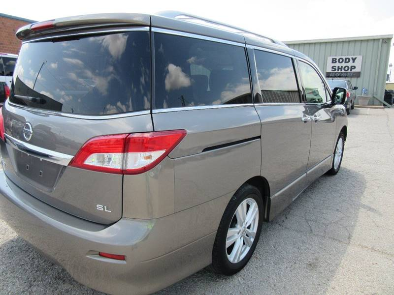 2015 Nissan Quest 3.5 SL 4dr Mini-Van - Oklahoma City OK
