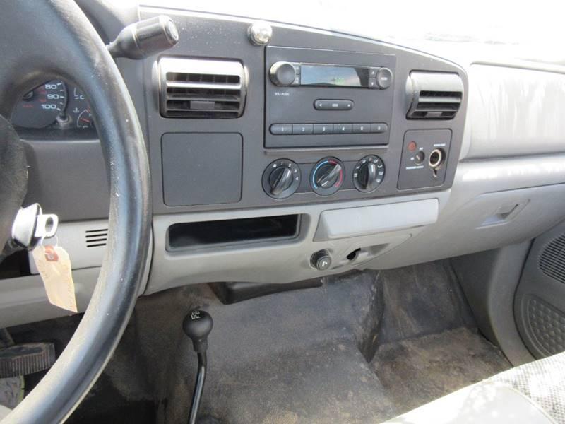 2005 Ford F-250 Super Duty 2dr Standard Cab XL 4WD LB - Oklahoma City OK