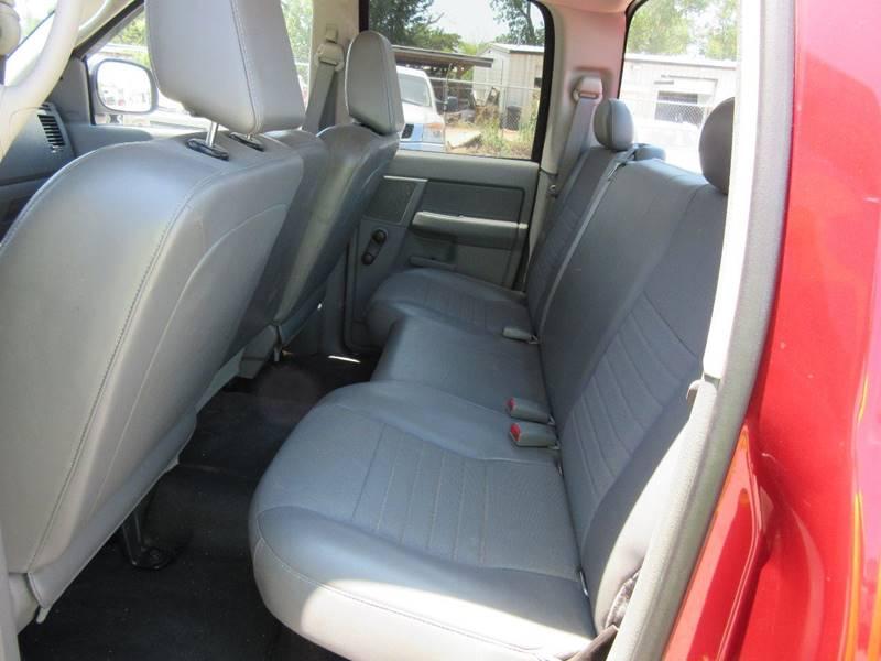 2006 Dodge Ram Pickup 1500 ST 4dr Quad Cab SB - Oklahoma City OK