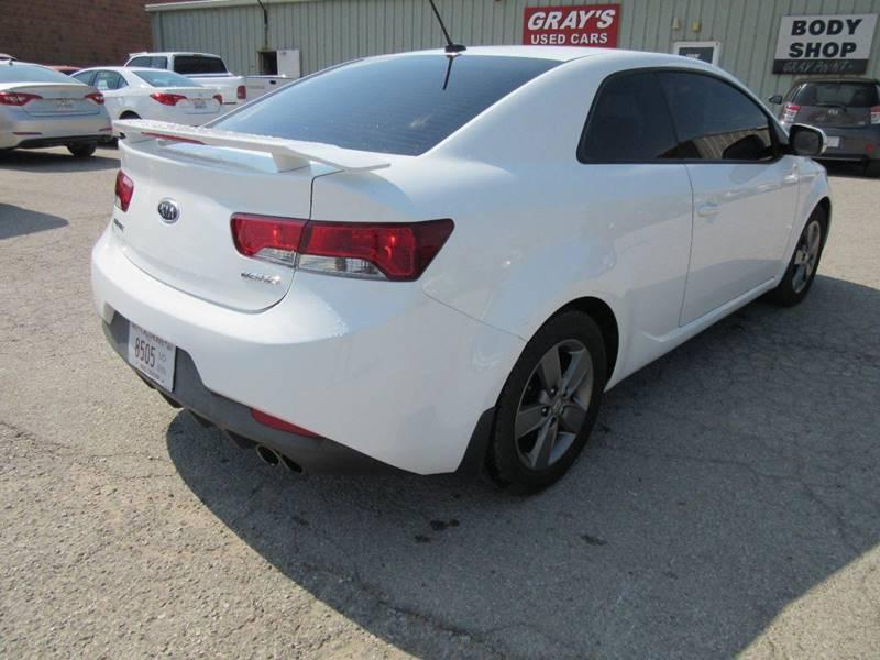 2012 Kia Forte Koup EX 2dr Coupe 6A - Oklahoma City OK