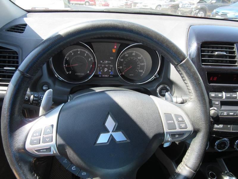 2013 Mitsubishi Outlander Sport LE 4dr Crossover - Oklahoma City OK