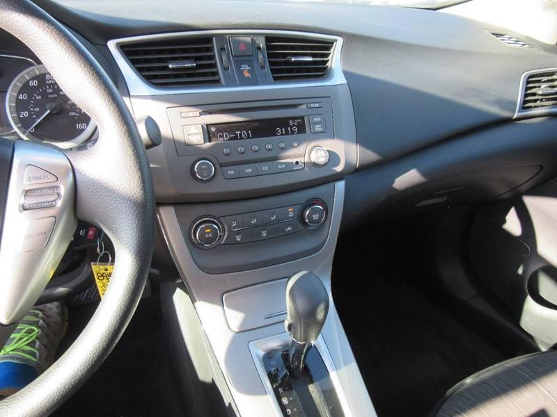 2014 Nissan Sentra SV 4dr Sedan - Oklahoma City OK