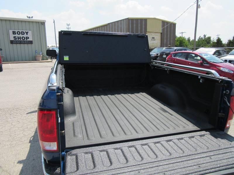 2010 Dodge Ram Pickup 1500 4x2 Laramie 4dr Quad Cab 6.3 ft. SB Pickup - Oklahoma City OK