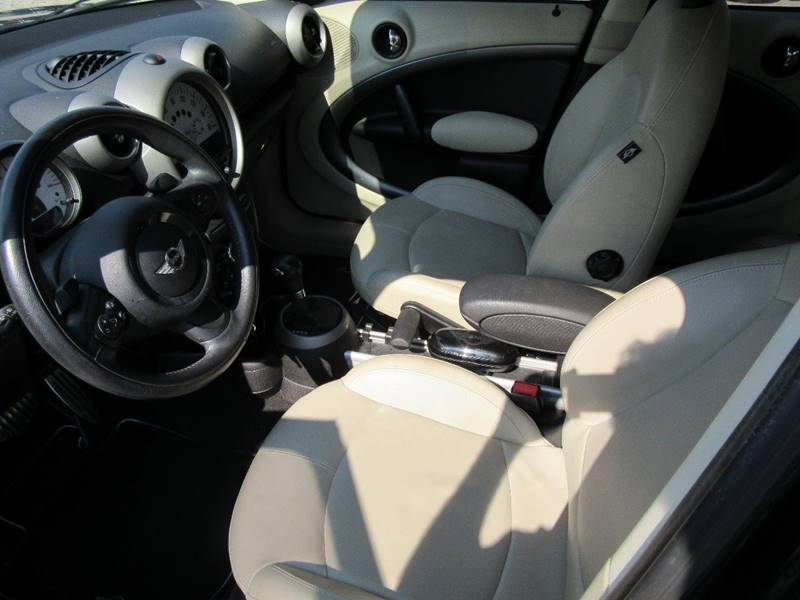 2011 MINI Cooper Countryman S 4dr Crossover - Oklahoma City OK