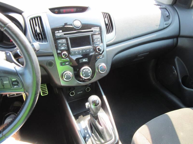 2013 Kia Forte Koup SX 2dr Coupe 6A - Oklahoma City OK