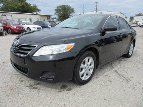 2011 Toyota Camry for sale in Oklahoma City, OK
