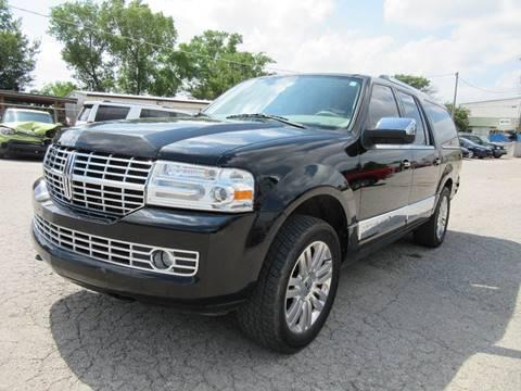 Lincoln Navigator L For Sale in Oklahoma City, OK - Grays