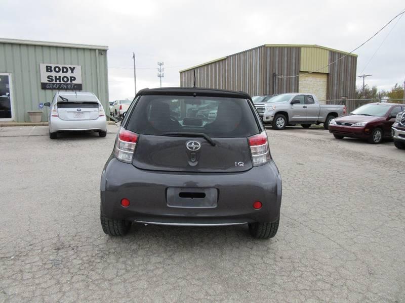 2014 Scion iQ 2dr Hatchback - Oklahoma City OK