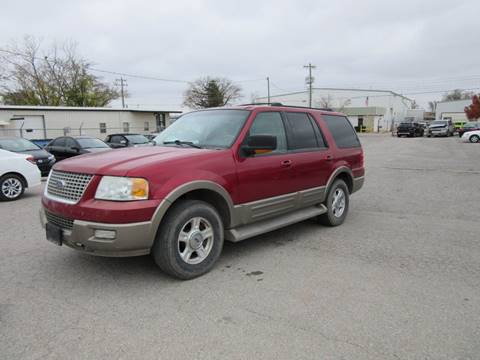 2004 Ford Expedition for sale in Oklahoma City, OK