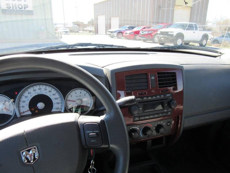 2005 Dodge Dakota SLT 4dr Club Cab SB - Oklahoma City OK