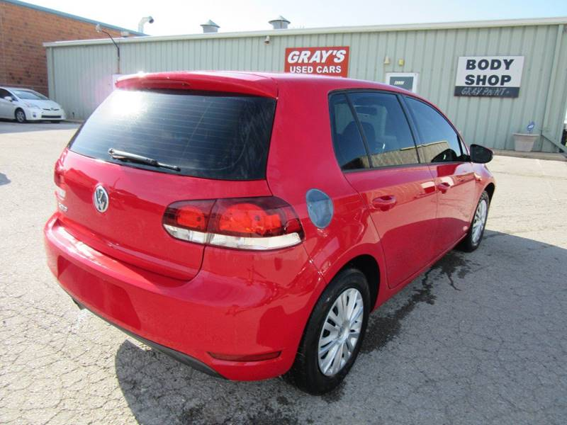 2013 Volkswagen Golf 2.5L PZEV 4dr Hatchback 6A - Oklahoma City OK