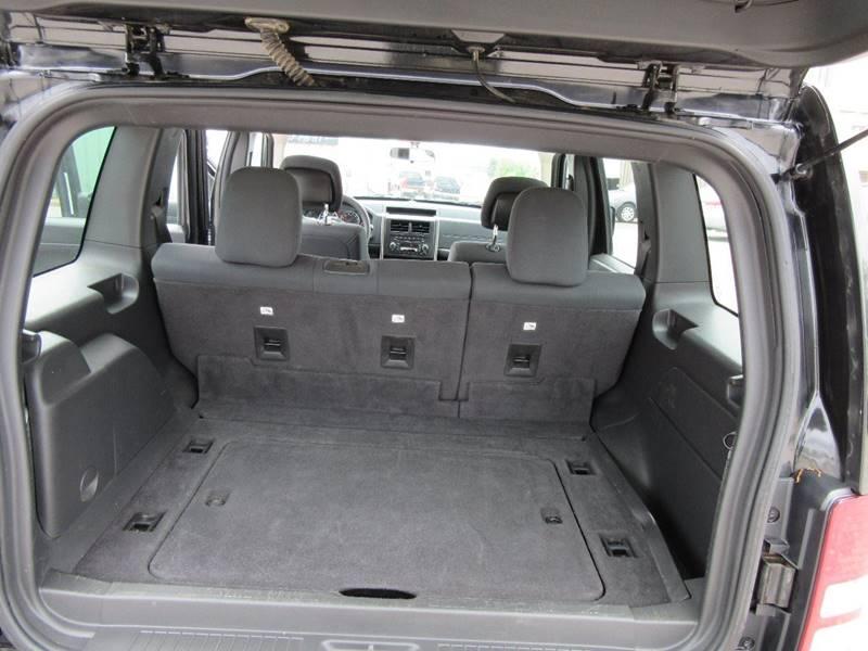 2011 Jeep Liberty 4x4 Sport 4dr SUV - Oklahoma City OK