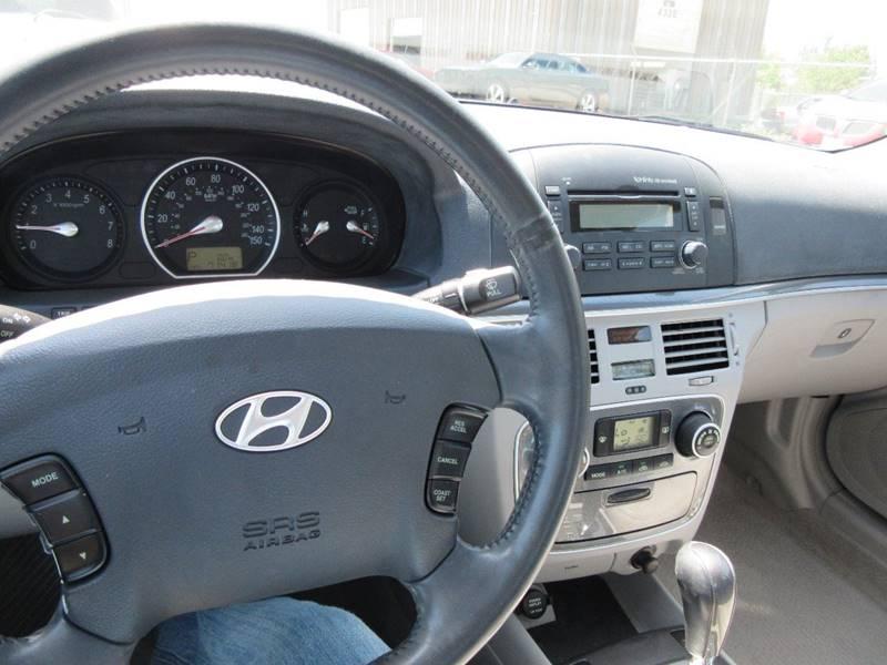 2008 Hyundai Sonata Limited 4dr Sedan - Oklahoma City OK