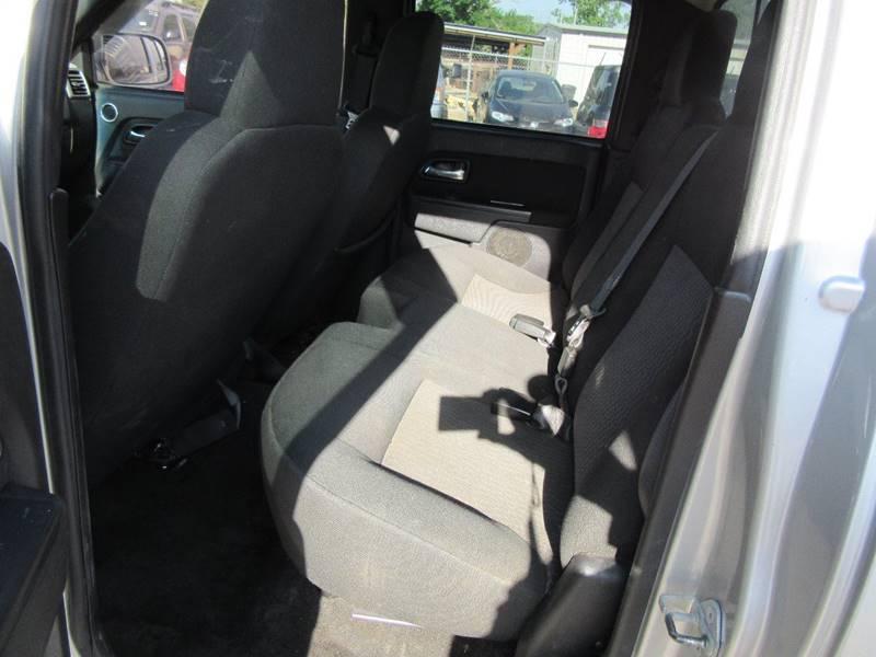 2010 Chevrolet Colorado 4x2 LT 4dr Crew Cab w/1LT - Oklahoma City OK