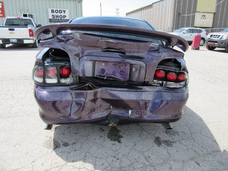 1996 Ford Mustang GT 2dr Coupe - Oklahoma City OK