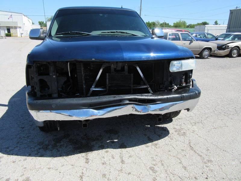 2002 Chevrolet Silverado 1500 4dr Extended Cab LT 2WD SB - Oklahoma City OK