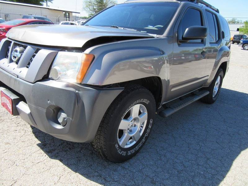 2006 Nissan Xterra Off-Road 4dr SUV 4WD - Oklahoma City OK