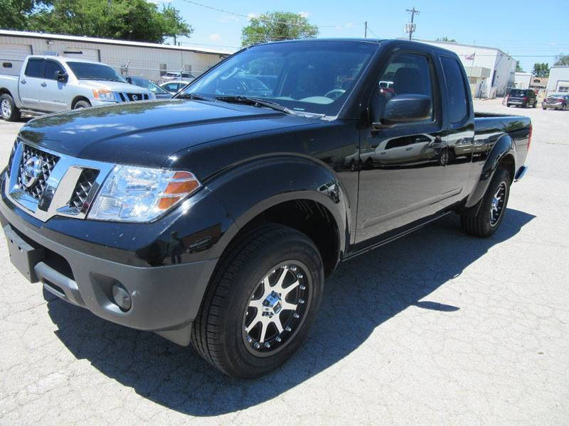 2015 Nissan Frontier 4x2 S 4dr King Cab 6.1 ft. SB Pickup 5M - Oklahoma City OK