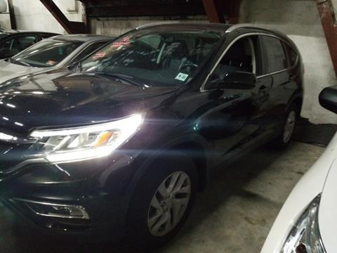 2016 Honda CR-V for sale in West New York, NJ