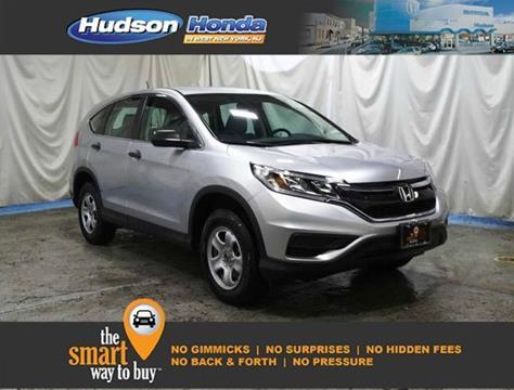 2016 Honda CR-V for sale in West New York, NJ