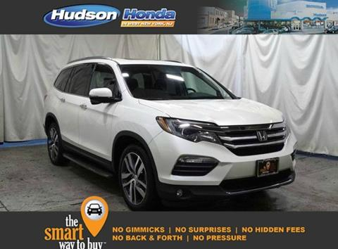 2017 Honda Pilot for sale in West New York, NJ