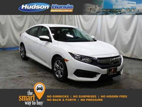 2017 Honda Civic for sale in West New York, NJ