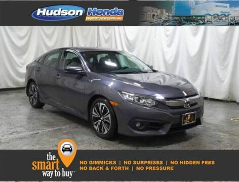 2016 Honda Civic for sale in West New York, NJ