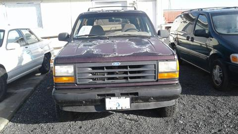 1994 Ford Explorer for sale in Moses Lake, WA