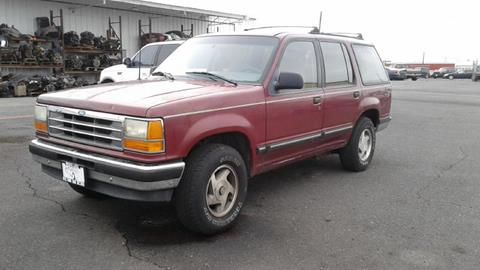 1992 Ford Explorer for sale in Moses Lake, WA