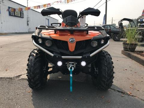 2017 CF Moto C FORCE 500 for sale in Moses Lake, WA