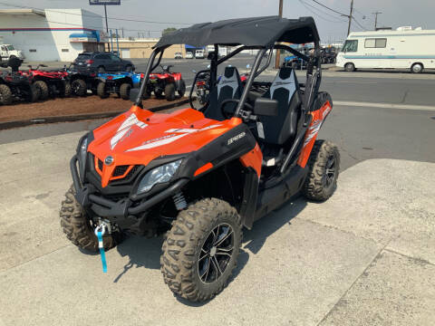 2019 CF Moto ZFORCE 500TRAIL for sale at WolfPack PowerSports And Auto Sales in Moses Lake WA