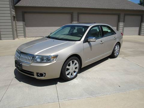 2008 Lincoln MKZ for sale in Enid, OK