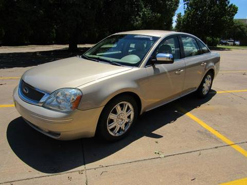 2007 Ford Five Hundred for sale in Enid OK