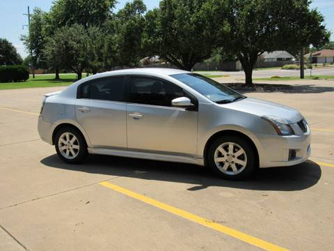 2012 Nissan Sentra for sale in Enid, OK