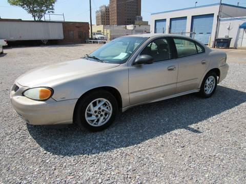 2003 Pontiac Grand Am for sale in Enid, OK